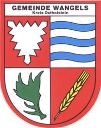 Wappen Wangels